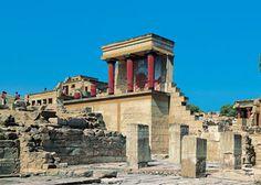 Palace of Knossos, Heraklion, Greece