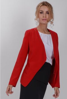 Sacou dama Paloma Blazer, Model, Jackets, Fashion, Down Jackets, Moda, Fashion Styles, Blazers