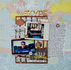 Scrapbooking Ideas for Visual Storytelling with the Allegorist Story Style | Marcia Fortunato | Get It Scrapped