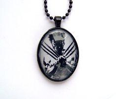 The Wolverine. $10.00, via Etsy.