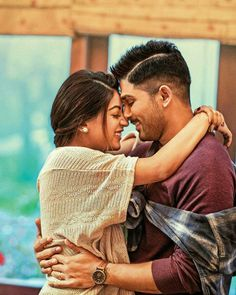 It's known that a single from 'Na Peru Surya' is going to be out on Feb This is billed to be a Valentine's Day gift from the makers of the Mega hero's film. Sharing the single's title and a poster, Allu Arjun says, Romantic Couple Images, Romantic Couples Photography, Cute Couples Photos, Couples Images, Couple Photography Poses, Romantic Pictures, Couple Pictures, Nature Pictures, Crochet Braids