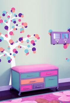 Baby Girl Nursery Room Deas