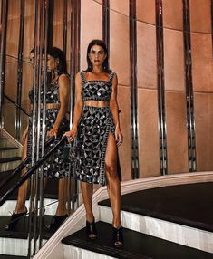 Fancy Outfits Ideas Just Before Summer Fancy Outfits Ideas Just Before Fancy Outfits Ideas Just Before SummerDry air and the scorching sun of summer sometimes make peo Gala Dresses, Evening Dresses, Short Dresses, Mode Ootd, Mode Hijab, Look Fashion, Womens Fashion, Fashion Design, Mode Blog