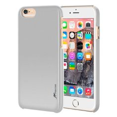 Cool Apple iPhone 2017: iPhone 6s Plus Case, roocase iPhone 6+ Slim Fit Lightweight  PC H... Products Check more at http://technoboard.info/2017/product/apple-iphone-2017-iphone-6s-plus-case-roocase-iphone-6-slim-fit-lightweight-median-series-pc-h-products/