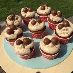 Maltesers chocolate cup cake