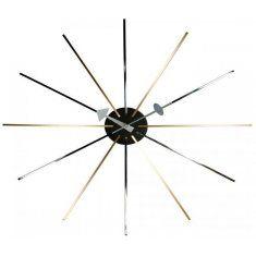 Found it at AllModern – Vitra Design Museum – Star Clock by George Nelson - Ceiling Fan All Modern, Mid-century Modern, Modern Design, Vitra Design Museum, Star Wars, Modern Clock, George Nelson, New Wall, Ceiling Fan
