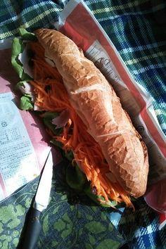 ピクニックサンドイッチ 行楽にも♪
