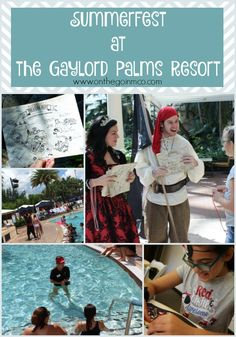 Experiencing+SummerFest+At+The+Gaylord+Palms