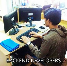 Backend Developers