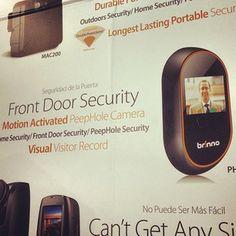 Front Door Security camera