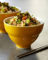 Shrimp Fried Rice Recipe on Food & Wine