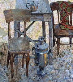 Denis Sarazhin /Денис Саражин, 1982 | Contemporary Realist painter | Tutt'Art@ | Pittura * Scultura * Poesia * Musica |