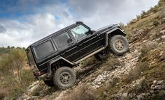 View Mercedes-Benz G500 4x4² Photos from Car and Driver. Find high-resolution car images in our photo-gallery archive.