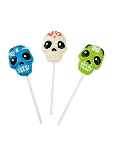 Day of the Dead Candy | #Halloween #HalloweenCandy #TrickorTreat #Candy