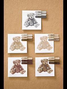 Teddybear - Neutrals