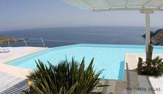 Luxury Villa Rental Site in Greece. The Greek Villas with Handpicked Luxury Villas in Greece's most stunning villa destinations. Luxury Villas In Greece, Mykonos Villas, Luxury Villa Rentals, Vacation Villas, Greek, Outdoor Decor, Villas, Renting, Night