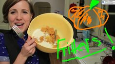 MY DRUNK KITCHEN: Pumpkin Fritters!  PRACTICE RECKLESS OPTIMISM. http://dftba.com/hannah  What should I cook next week?  Also, here is recipe for Pumpkin Fritters because they are delicious! http://delishhh.com/2011/11/20/pumpkin-fritters/   TUESDAY: Misc! What do you want to see next Tuesday? THURSDAY: New episodes of My Drunk Kitchen!  Love, Hannah  ALL THE THINGS: 2nd channel: http://youtube.com/yourharto twittah: http://twitter.com/harto facebook: http://facebook.com/my.