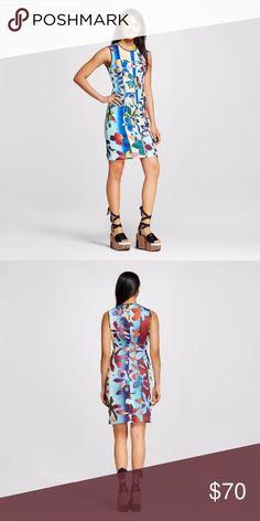 80a4bddf4f451f New Dream Daily CLOVER CANYON scuba bodycon Dress New