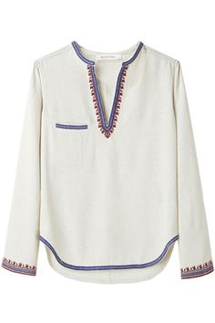 15 Must-Have Blouses That Get Us Psyched For Spring