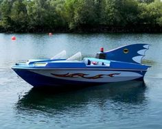 1966 Glastron Bat Boat | eBay