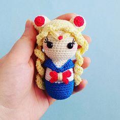#SailorMoon #weamiguru #amigurumidoll #amigurumi #あみぐるみ #амигуруми #crochetdesigner #crochetlove #instacrochet #myunicornlife #craftastherapy #handmadeisbetter #kiddecor #crochetpattern #kawaii