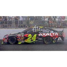 Jeff Gordon Brickyard 400 Win 2014 AXALTA 1:24 Race-Win Diecast