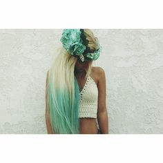 If only my hair was naturally this blonde then this would be a must!