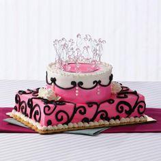 Sweet 16 Celebration Signature Cake