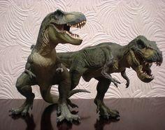 Tyrannosaurus rex (Running) (Papo)   The Dinosaur Toy Blog