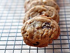 Brown Butter Chocolate Chip Cookies - The Creekside Cook Tasty Chocolate Chip Cookies, Brown Butter Cookies, Quick Bread, Yummy Food, Sweets, Baking, Kitchen Witchery, Desserts, Recipes