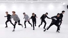 blood sweat and tears dance practice - YouTube