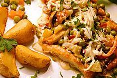 Já preparou um Frango a napolitano? Veja essa e mais receitas gourmet.