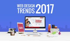 Design Trends We Can Expect in 2017 [Infographic]