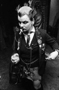 Soo Catwoman - London 1976