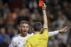 Sportvantgarde's blog. : Real Madrid's Ramos red card appeal rejected