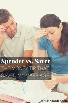 When couples have differing spending attitudes, the results can be harmful to the relationship. This money tip stopped those fights and saved my marriage!