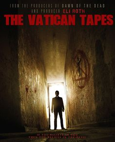 """Upcoming horror movie """"The Vatican Tapes"""" expected 2014 starring Kathleen Robertson, Michael Peña, Djimon Hounsou and directed by Mark Neveldine: http://facebook.com/HorrorMoviesList  #upcominghorrormovies #horrormovies"""