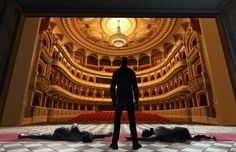 TheatreVR Wants You to Play the Role of Hamlet on a Virtual Stage with Real Actors