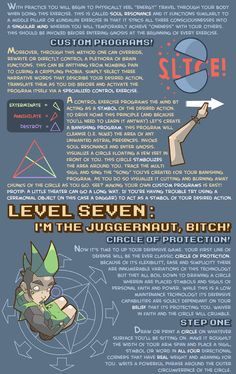 The Psychonaut Field Manual PAGE 12 by bluefluke on DeviantArt