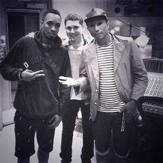 Pharrell Cris Cab & Dallas Austin