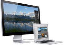 Apple - Thunderbolt Display - Mehr Pixel, mehr Möglichkeiten.