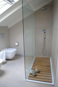 in floor bath tub