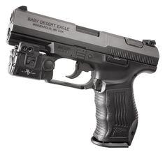 #Survival #Protection - baby_eagle_C5_0082sm Baby Desert Eagle, C5L light/laser