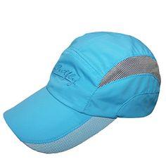 Unisex Summer Quick Drying Mesh Sun Cap Lightweight Outdoor Sports Hat Breathable Sun Running Cap Forwardor http://www.amazon.com/dp/B01CU78P9I/ref=cm_sw_r_pi_dp_0yy5wb0PWAF1P