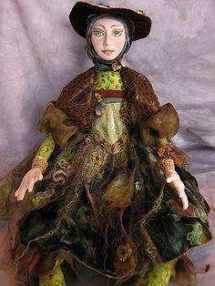 Cloth dolls, love them susanlacewing