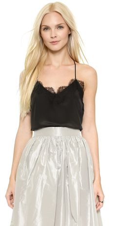 ONE by CAMI NYC Lace Racer Camisole | SHOPBOP