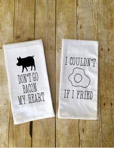 Not My Bullshit Housewarming Gift Funny Kitchen Towel Inspirational Quotes Hostess Gift Flour Sack Towel Not My Pasture