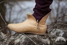 Cute medieval boots