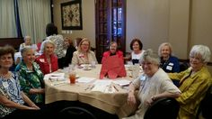 Greater Houston Council luncheon - table sponsor - 2015