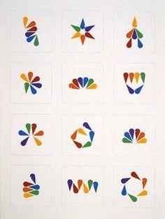 Famous Brand Logos Jumbled Into Tangrams
